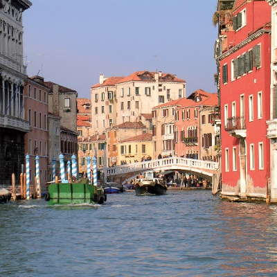 italie florence venise canal pont