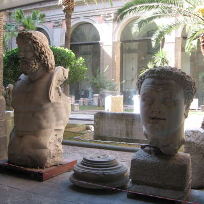 italie naples musee archeol