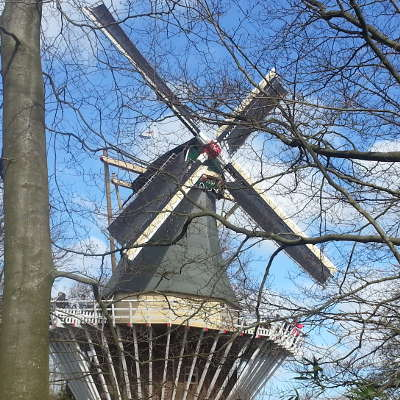 pays-bas moulin